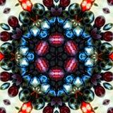 抽象五颜六色的样式背景纹理 库存图片