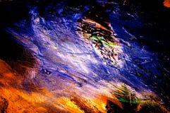抽象五颜六色的纹理 免版税库存照片