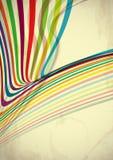 抽象五颜六色的背景。 免版税图库摄影