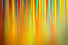 抽象五颜六色的输电线背景 库存图片