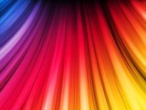抽象五颜六色的通知 皇族释放例证