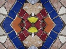 抽象五颜六色的马赛克 图库摄影