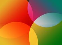 抽象五颜六色 免版税图库摄影