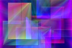 抽象五颜六色 免版税库存图片