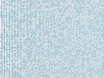 抽象代码镜象 免版税图库摄影