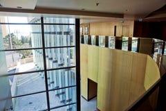 抽象企业内部,中心,旅馆,商城,商业中心 免版税图库摄影