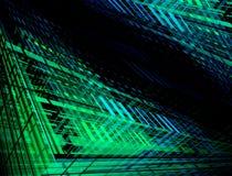 抽象企业和技术背景 图库摄影