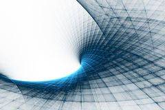 抽象企业科学或技术背景 免版税库存照片