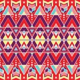 抽象传染媒介现代瓦片pattern01 免版税库存图片