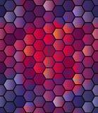 抽象传染媒介几何背景 背景无缝的向量 免版税图库摄影