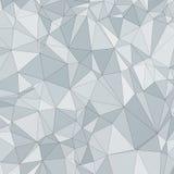 抽象传染媒介多角形背景 皇族释放例证