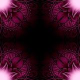 抽象传染媒介背景在黑暗的葡萄颜色 库存图片