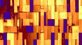 抽象侵蚀木表面地球口气木头编结垂直的pa 免版税库存图片
