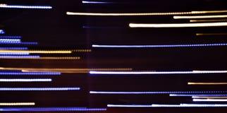 抽象光亮线背景 免版税库存图片