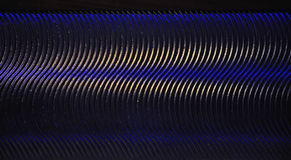 抽象光波 免版税库存照片