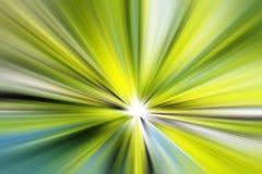 抽象光芒 库存照片