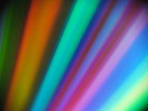抽象光芒 免版税库存照片