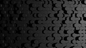 抽象六角形 图库摄影