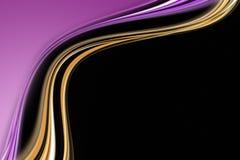 抽象典雅的背景设计例证 免版税库存图片