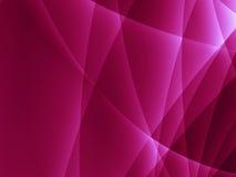 抽象净紫色红色 库存例证