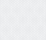 抽象几何图表无缝的六角形样式 库存图片