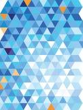 抽象几何形状 免版税库存图片
