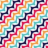 抽象几何彩图设计deco样式背景 免版税图库摄影