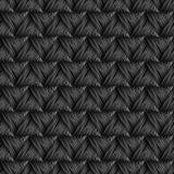抽象几何无缝的三角 向量例证
