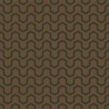 抽象几何无缝的样式简单的规则背景 向量例证