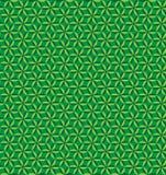 抽象几何无缝的样式背景 向量例证