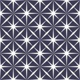 抽象几何星图表印刷品样式背景 图库摄影