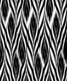 抽象几何模式 无缝的线装饰物背景 免版税库存图片