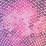 抽象几何背景 库存例证