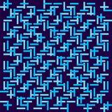 抽象几何背景 图库摄影