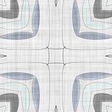 抽象几何马赛克例证 库存图片