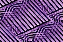 抽象几何 库存图片