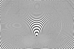 抽象凸面纹理 圈子线样式 库存图片
