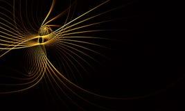 抽象分数维背景,纹理,例证 向量例证