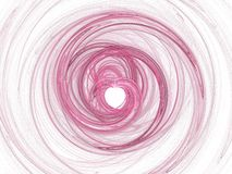 抽象分数维重点 皇族释放例证