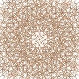 抽象分数维 皇族释放例证