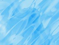 抽象刷色水彩 免版税库存图片