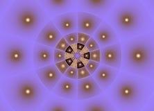 抽象动态广告紫罗兰色梯度背景样式 库存照片