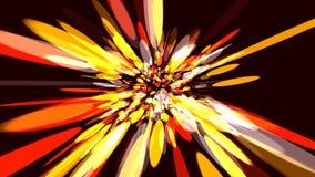 抽象动画背景 包括的阿尔法chanel 向量例证