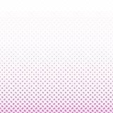 抽象半音椭圆样式背景-与对角省略小点的向量图形设计 库存例证