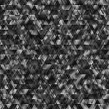 抽象单色几何Bsckground 皇族释放例证
