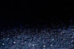 抽象发光的闪烁紫罗兰色构成背景 免版税库存图片