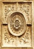 抽象古色古香的背景 免版税库存图片