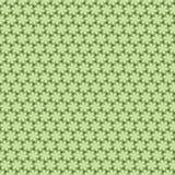 抽象和菜装饰品,绿色 皇族释放例证