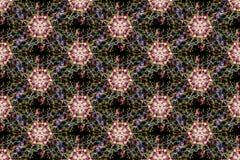 抽象图表样式 背景无缝的瓦片 皇族释放例证