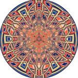 抽象图象、五颜六色的图表和挂毯 免版税图库摄影